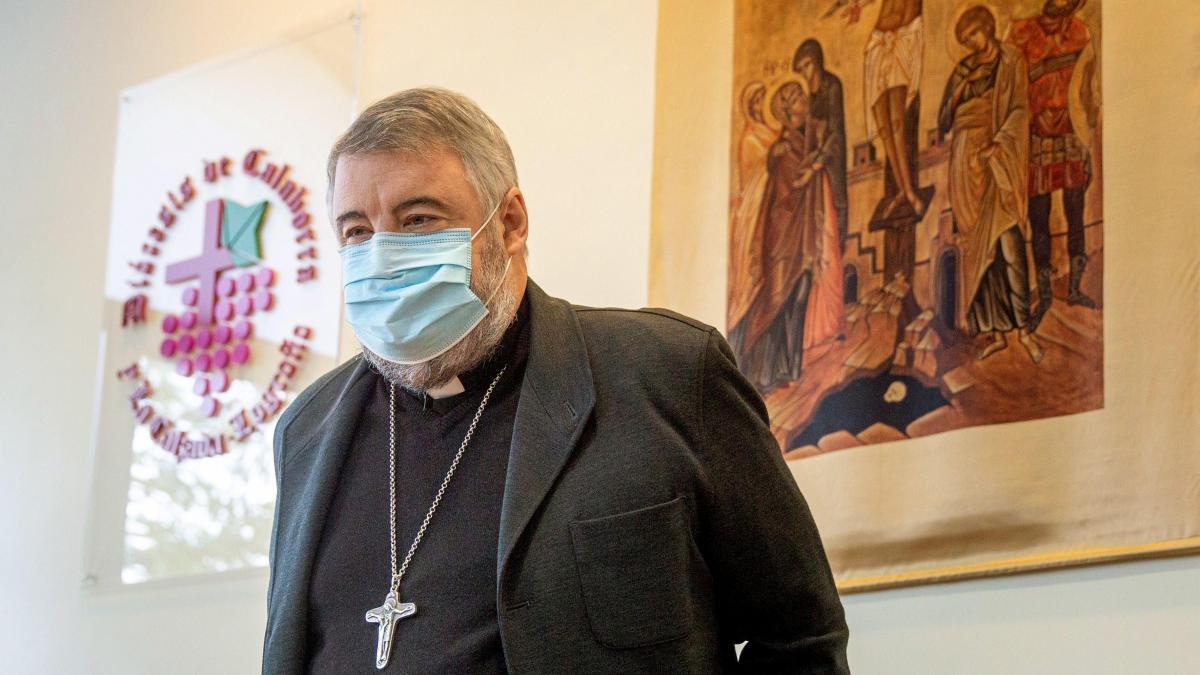Carlos Escribano, nuevo arzobispo de Zaragoza