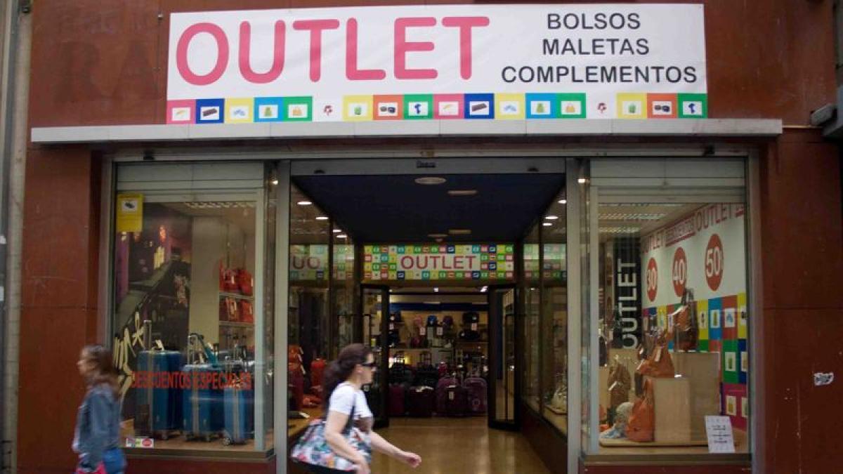 Los Outlet Experimentan Un Fuerte Crecimiento En Zaragoza