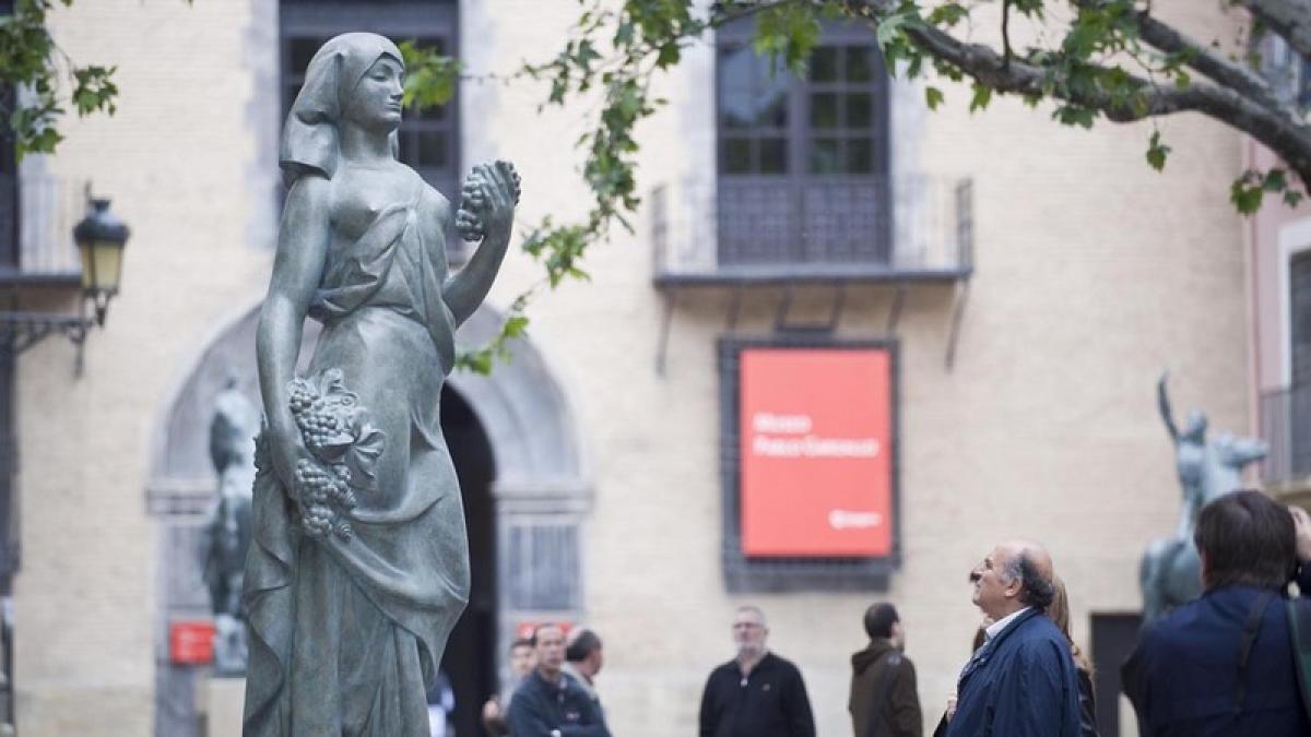 Museo Pablo Gargallo. Equipamiento de la ciudad