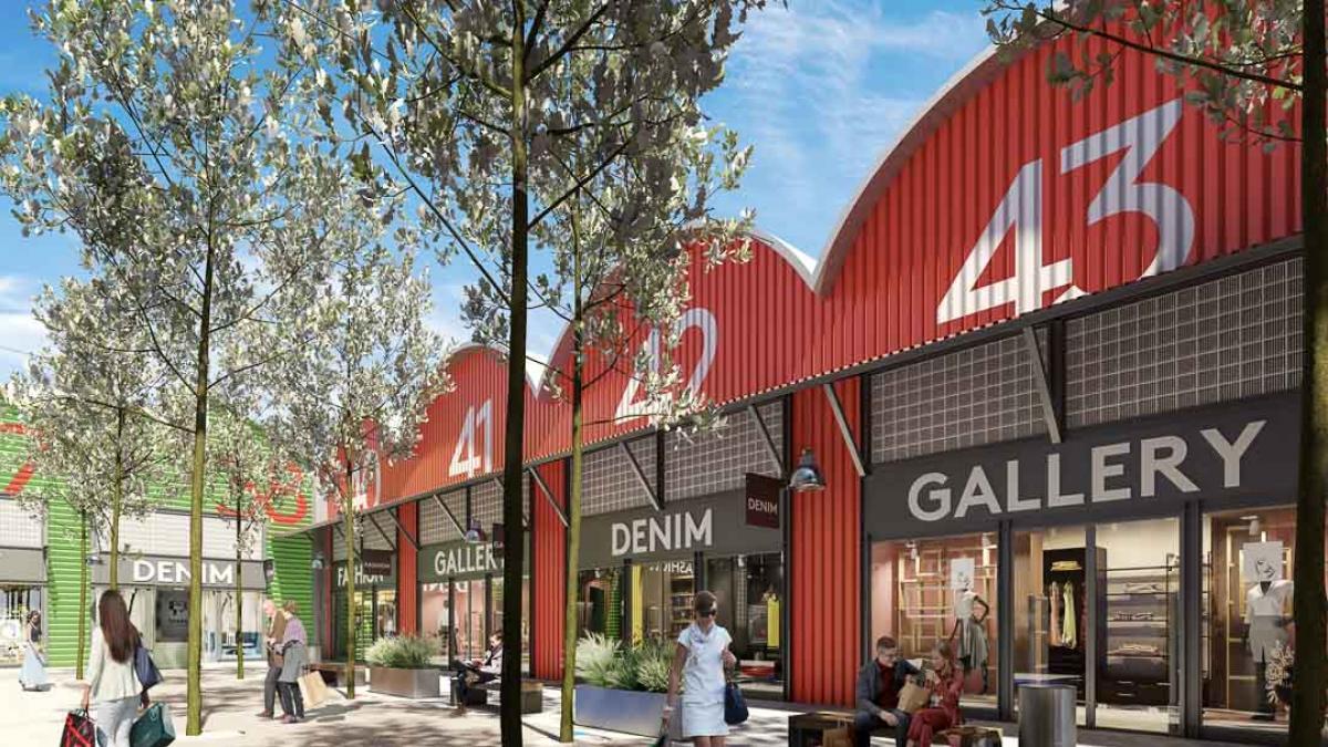 Muslo Ingenioso añadir  La Torre Outlet de Zaragoza abrirá en mayo o junio de 2020
