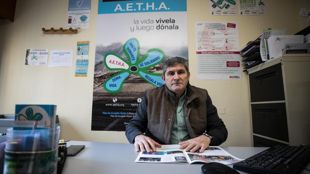 La pandemia de la covid reduce un 40% los trasplantes y donaciones en Aragón