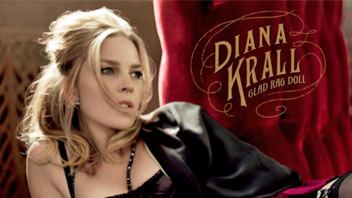 Diana Krall Hot