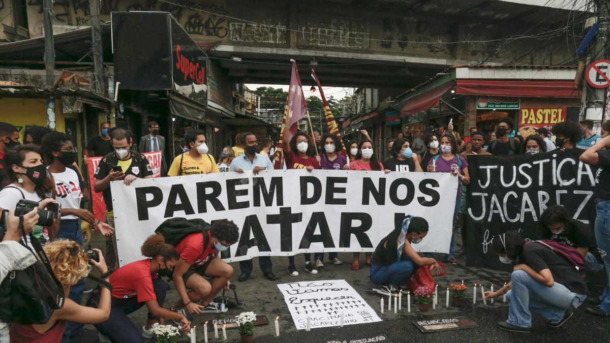 La Fiscalía de Río de Janeiro investiga a la Policía por la masacre en una favela