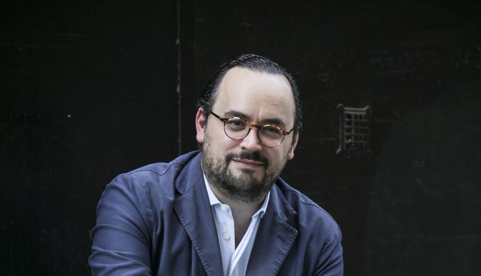 Ignacio Peyró es gestor cultural y experto en gastronomía.