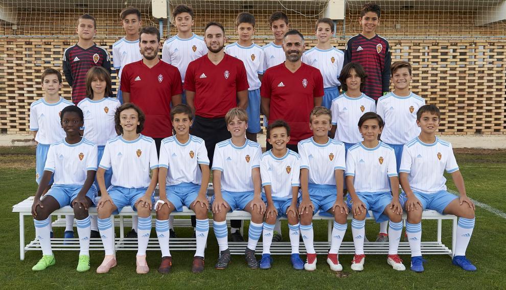 Real Zaragoza Alevín, campeón de la 11º edición del Torneo San Jorge