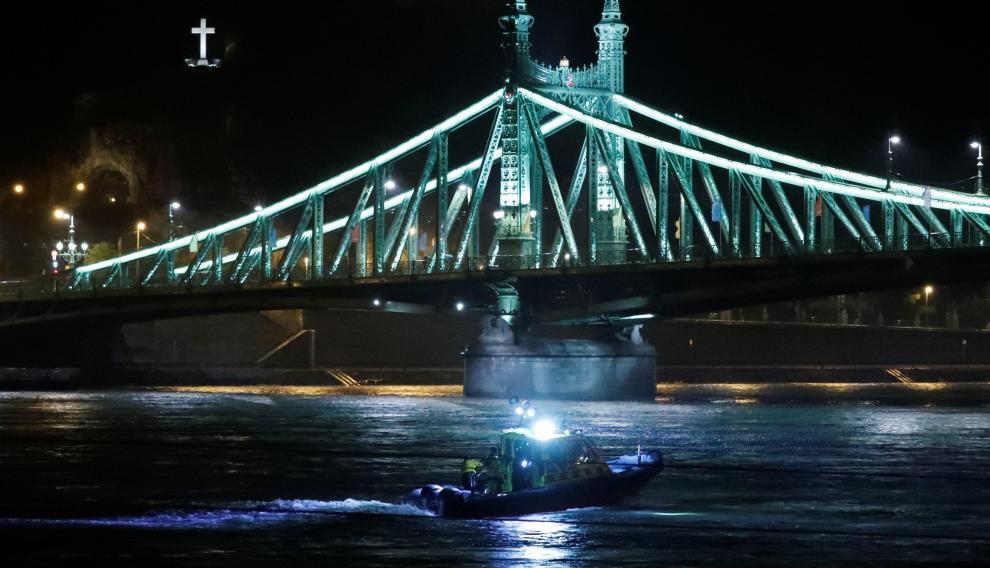 Naufragio en el Danubio