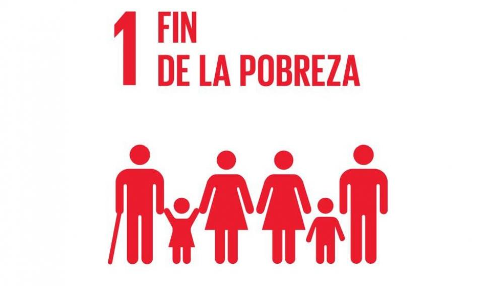 Objetivo 1: fin de la pobreza.
