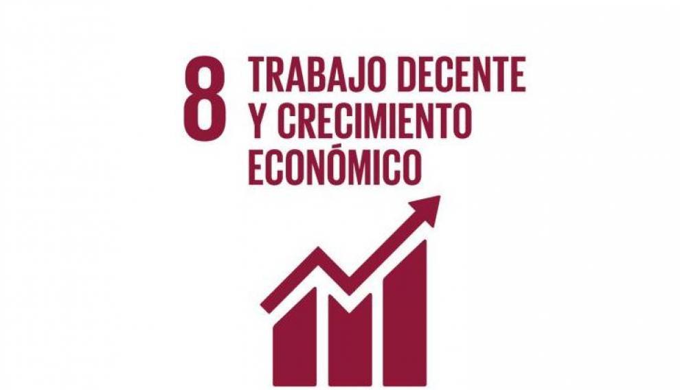 Objetivo 8: trabajo decente y crecimiento económico.
