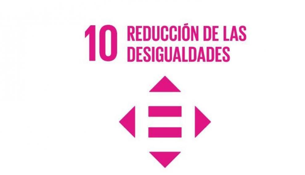 Objetivo 10: reducción de las desigualdades.