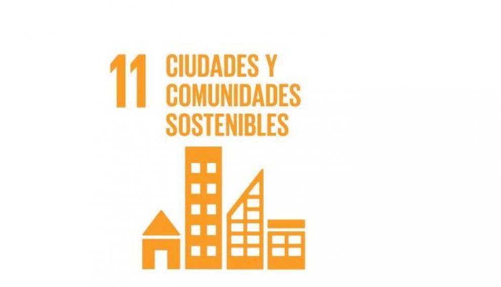 Objetivo 11: ciudades y comunidades sostenibles.