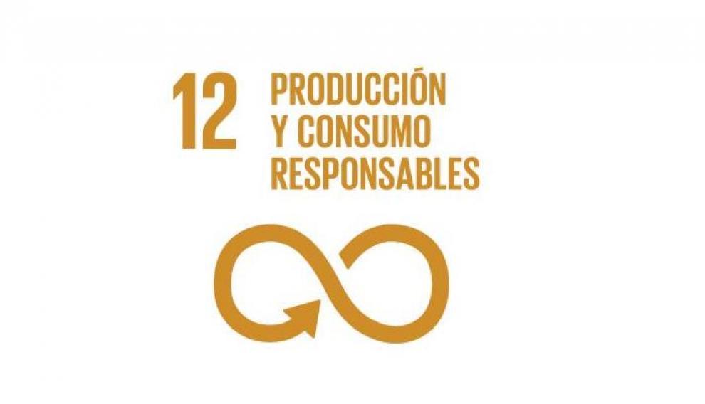 Objetivo 12: producción y consumo responsable.