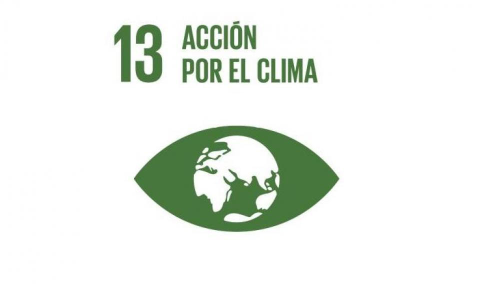 Objetivo 13: acción por el clima.