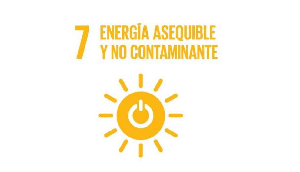 Objetivo 7: energía asequible y no contaminante.