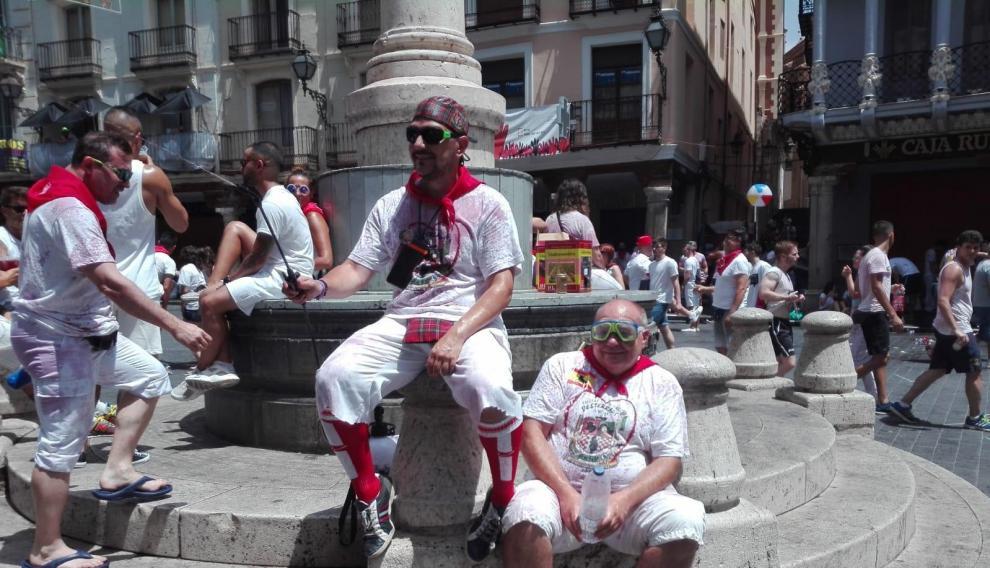 Imágenes de las Fiestas de Teruel 2019