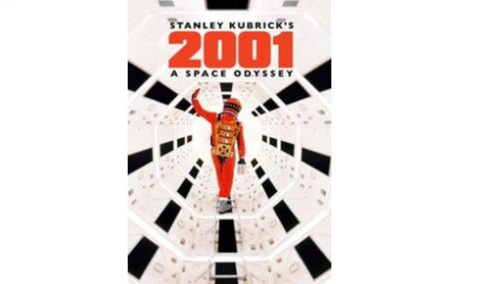'2001: Una odisea del espacio', de Stanley Kubrick.