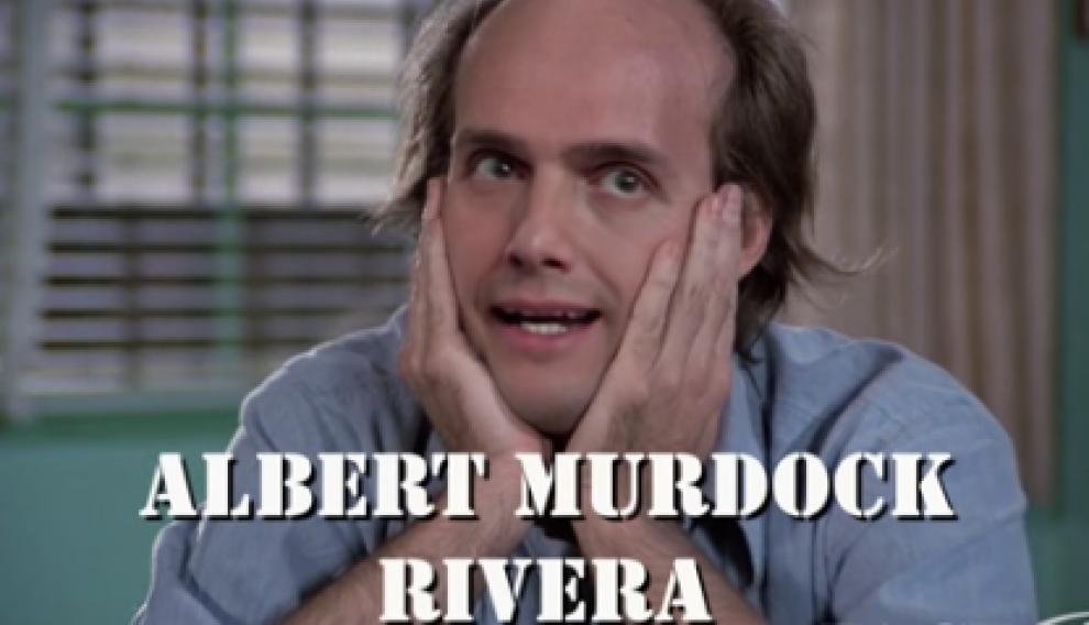 Albert Rivera es Murdock
