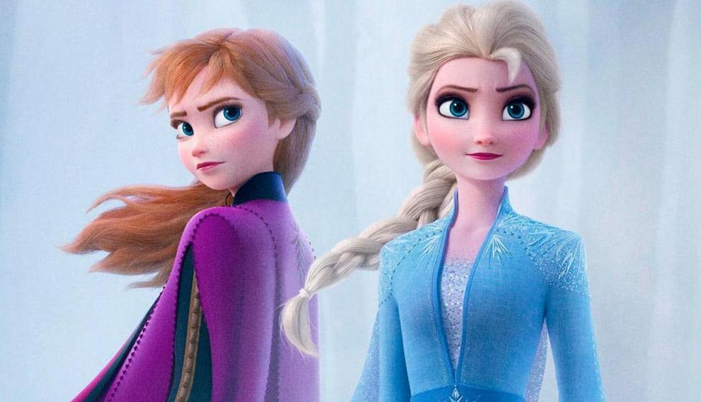 El próximo viernes se estrena 'Frozen II'.