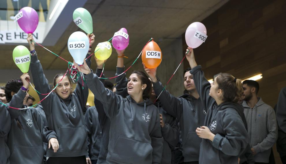 Los alumnos han hecho suyos los 17 ODS
