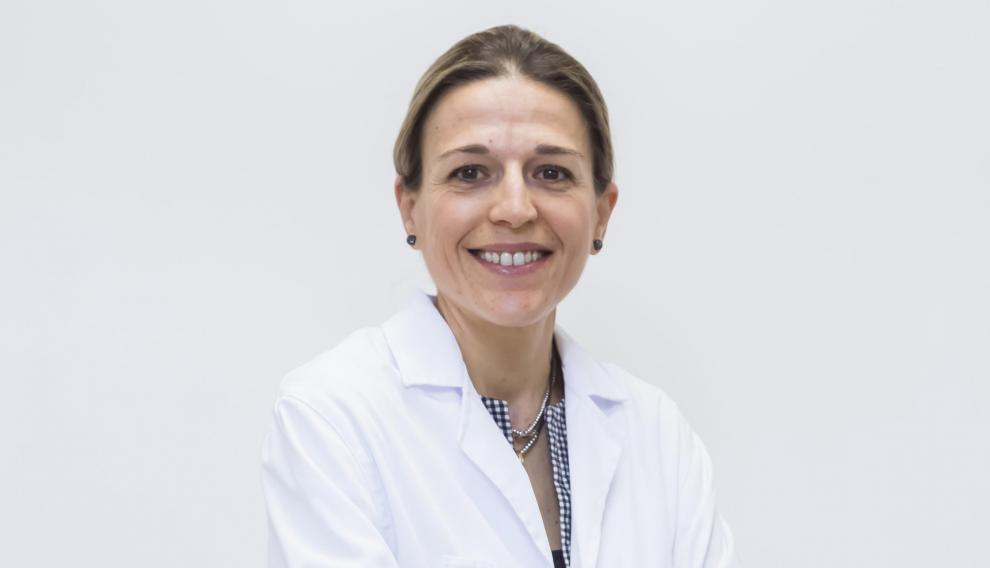 María Lapresta.