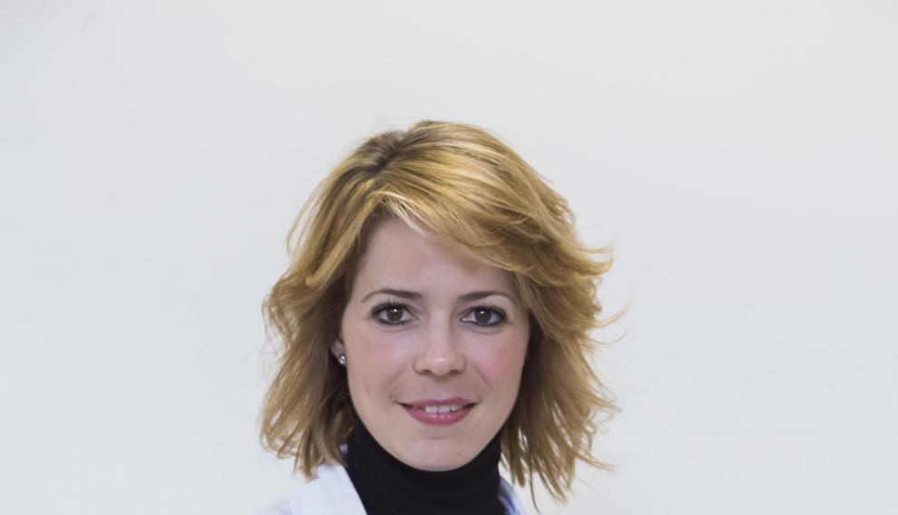 Patricia Rubio.