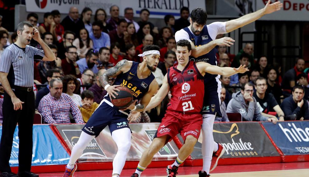 El Casademont juega el 29 de febrero en Zaragoza