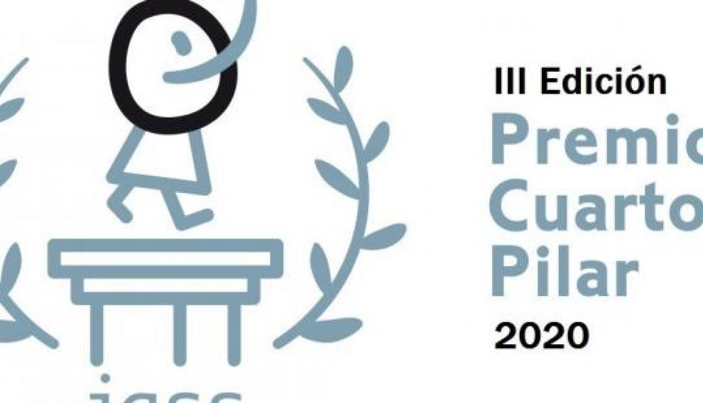 Logotipo de los Premios Cuarto Pilar