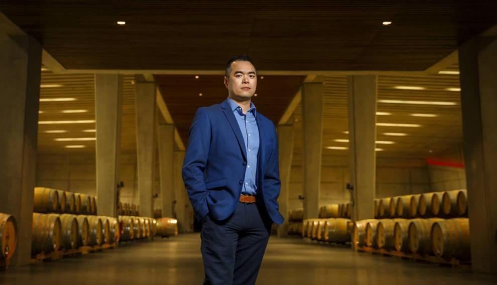 El empresario chino Luis Kiu.