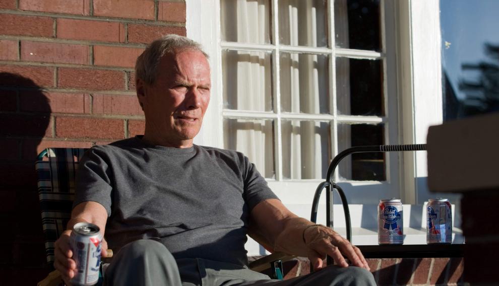 Clint Eastwood, en 'Gran Torino'