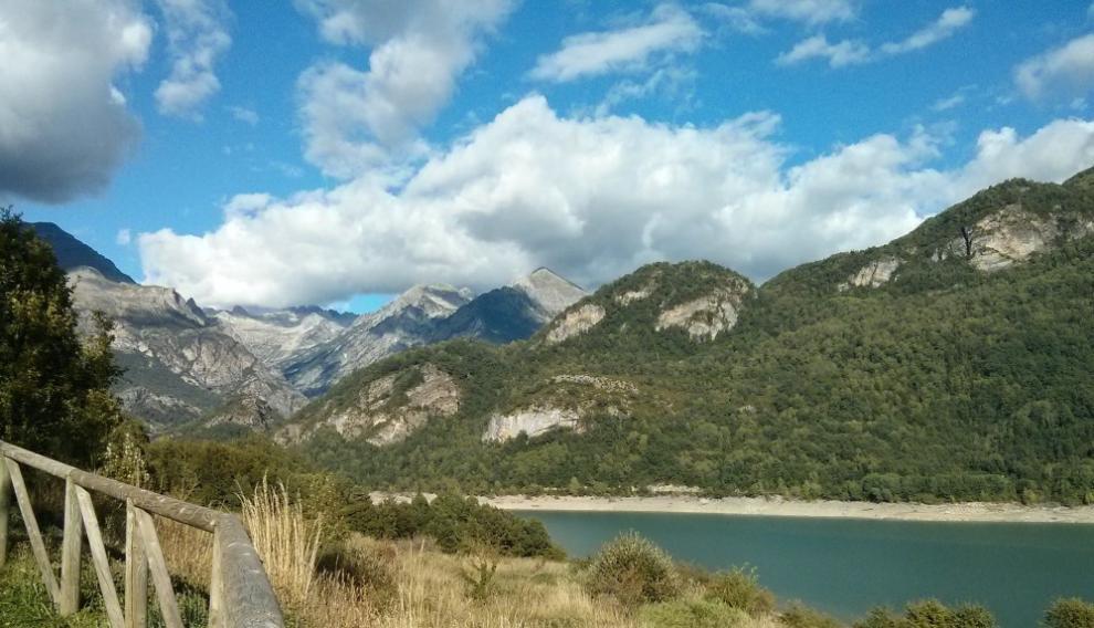 El entorno de Búbal, en el Alto Gállego.
