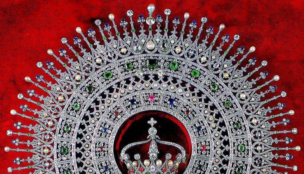 La Corona de la Virgen del Pilar