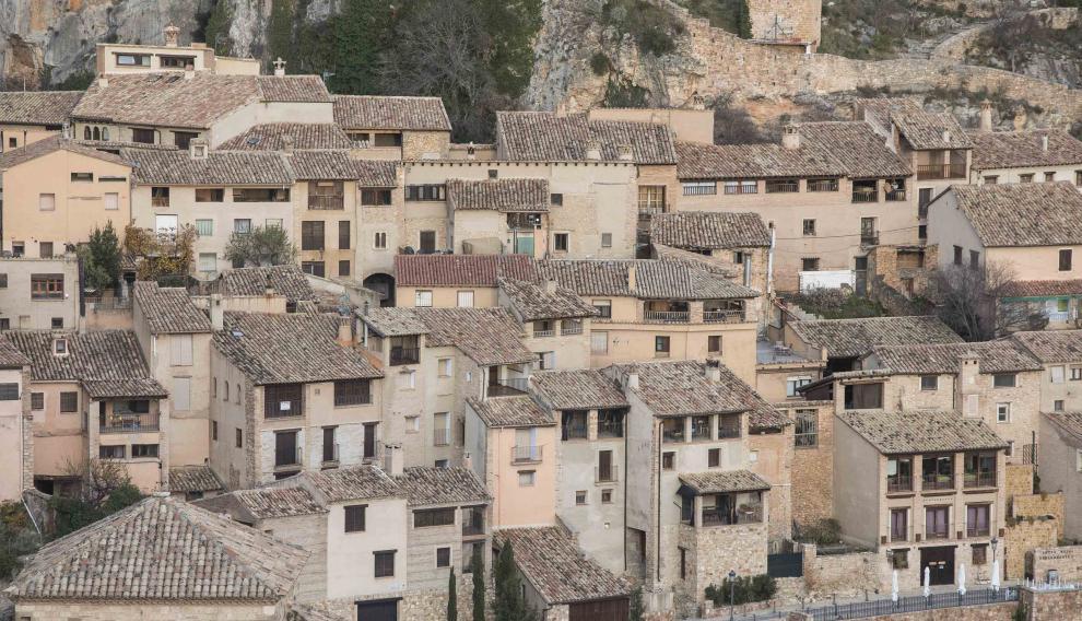 Pueblos De Teruel Mapa De Quemas En Aragon.Los Pueblos Mas Bonitos De Aragon 2019 2020 De Calaceite A