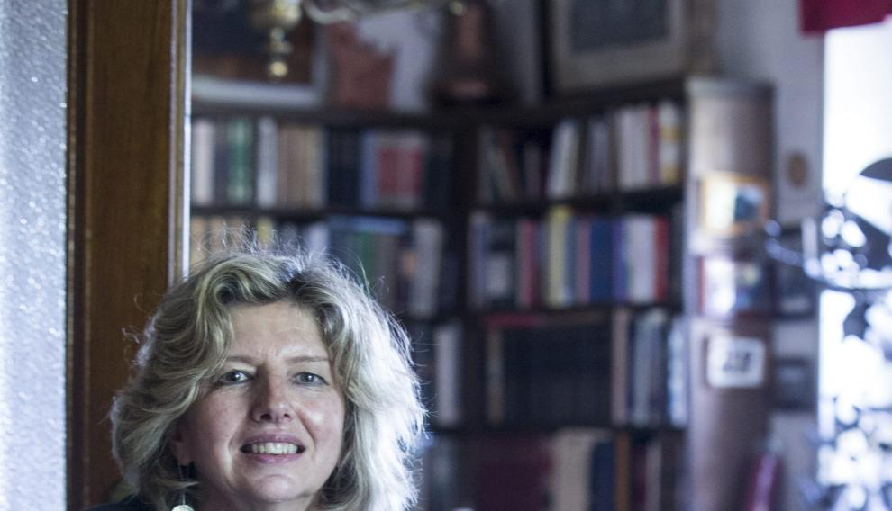 Carmen Gascón Baquero.