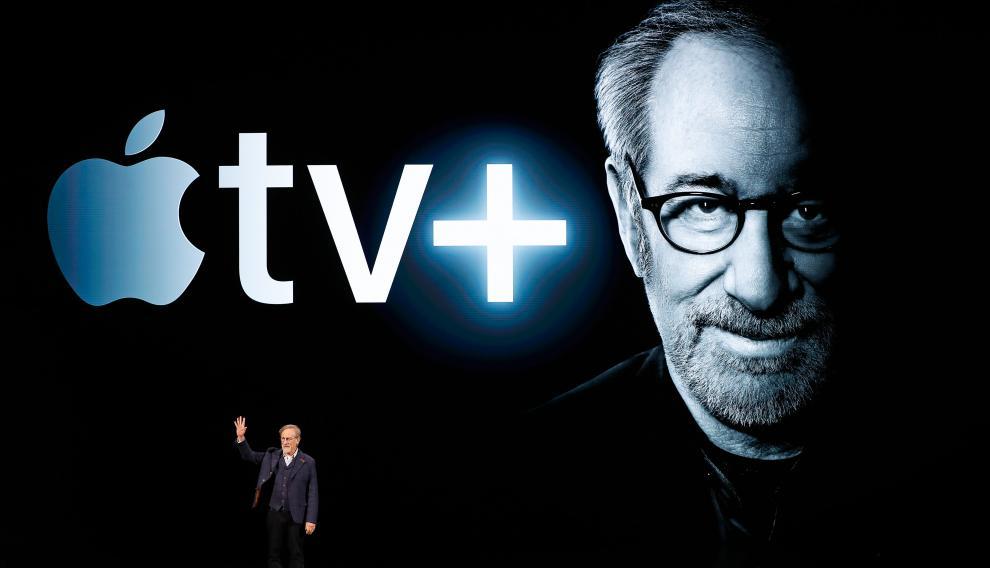 El director Steven Spielberg también realizará una serie para Apple TV +.