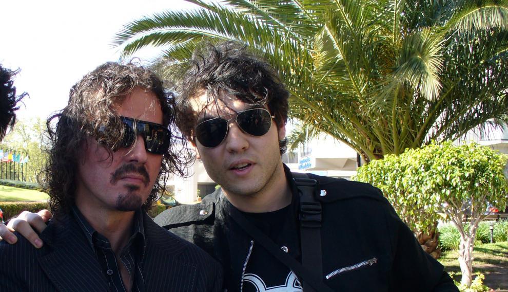 7. Con Pedro
