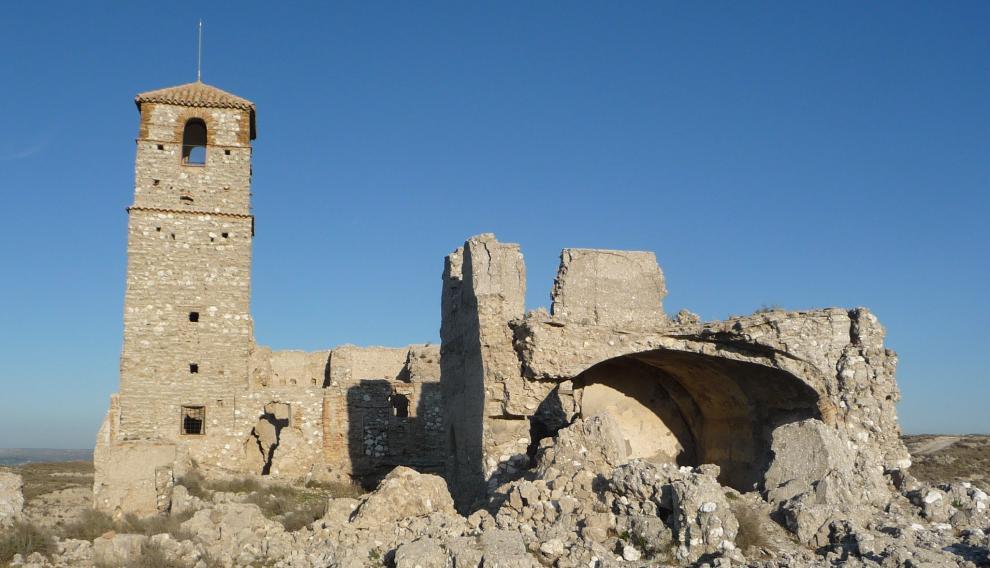 La intervención se centrará también en el castillo de Rodén.
