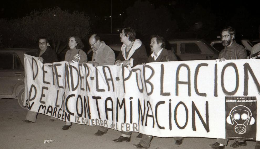 Movilizaciones de la Asociación de Vecinos El Picarral