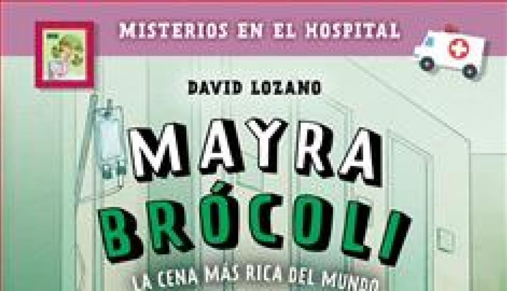 'Mayra Brócoli y la cena más rica del mundo'.