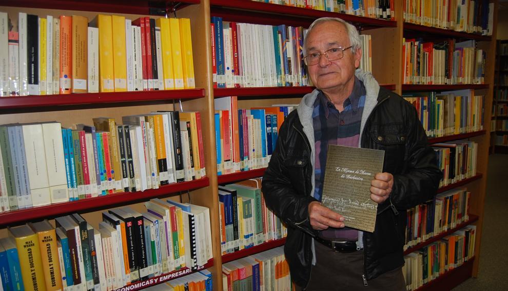 Ánchel Conte es uno de los grandes poetas de las letras aragonesas.