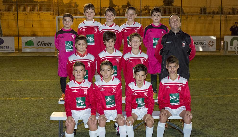Stadium Venecia Benjamín, campeón de la XI edición de Torneo San Jorge