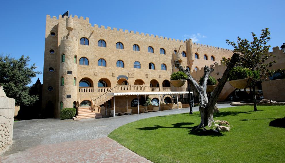 Los espacios de Castillo Bonavia.