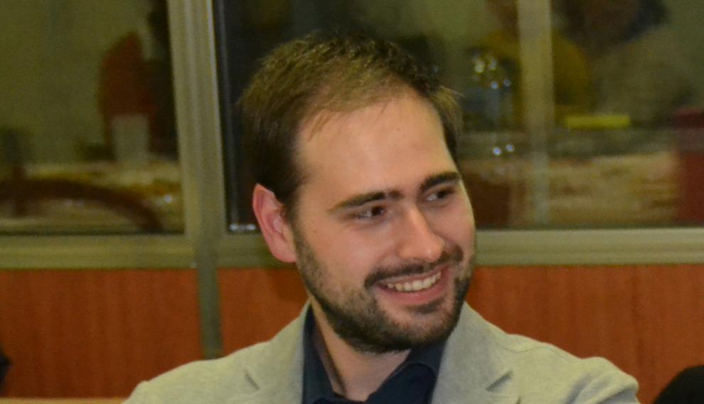 Antonio José Sánchez, socio de ADA Computer y director del área de nuevos negocios.