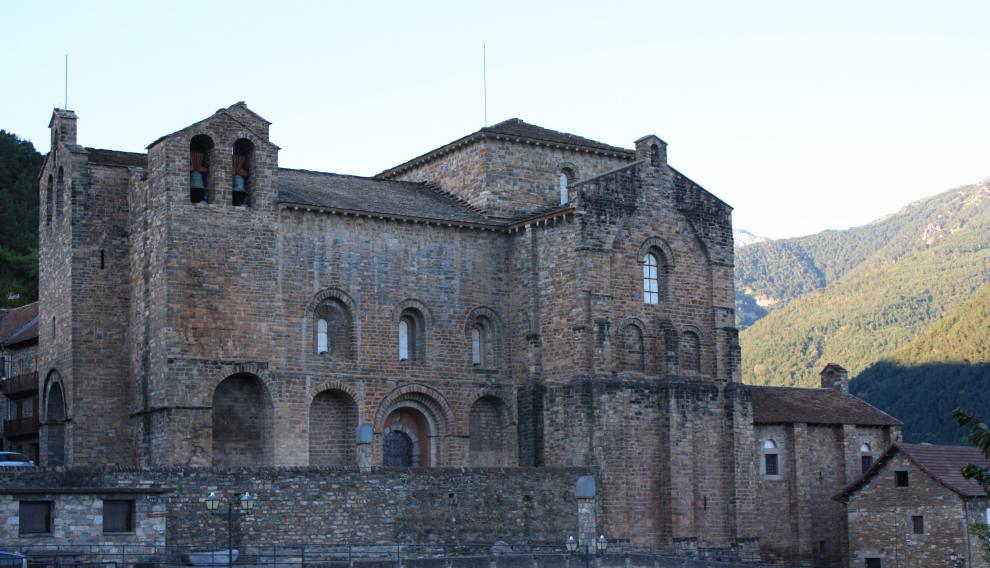 Monasterio de San Pedro de Siresa (siglo IX)