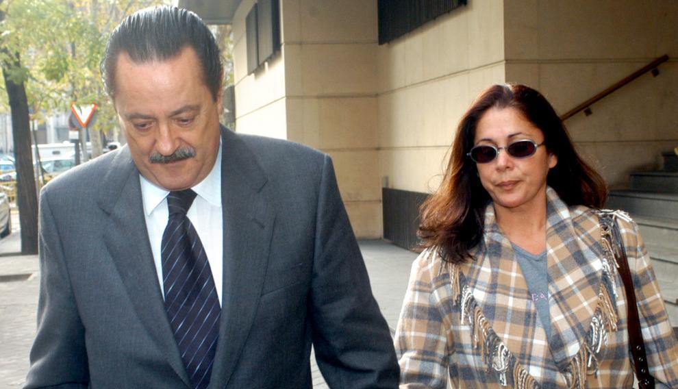 Julián Muñoz e Isabel Pantoja: un romance que acabó en la cárcel.