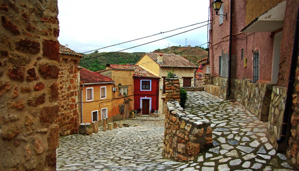 Anento (Zaragoza) es uno de los pueblos más bonitos de España