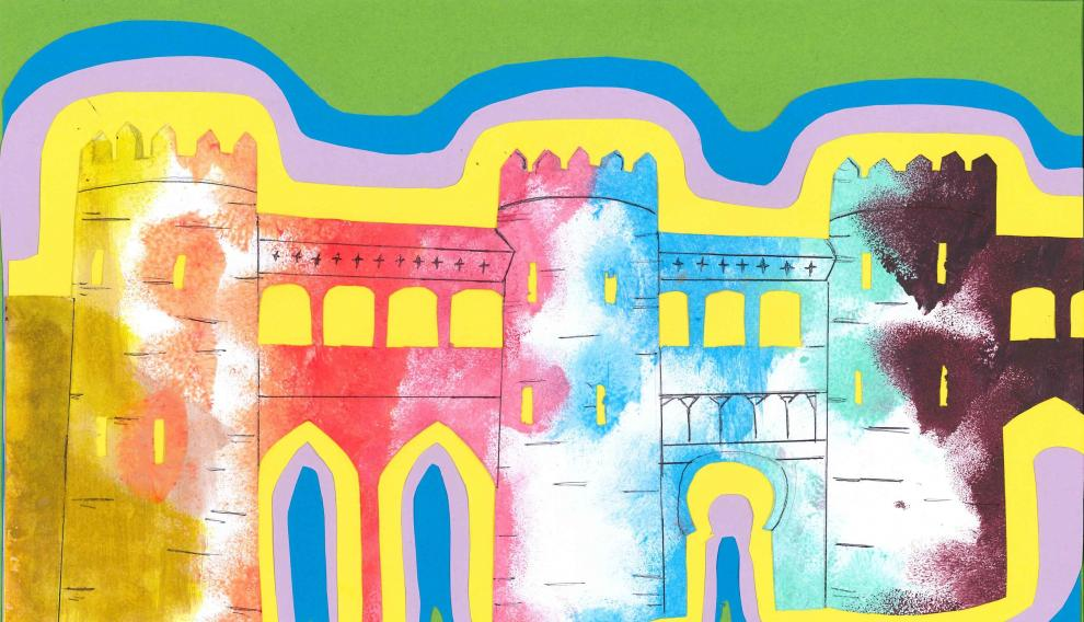 Dibujo de Alba Losilla, IV premio