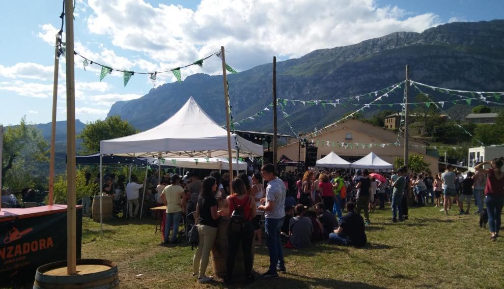 Festival Rondadora, en La Cabezonada.