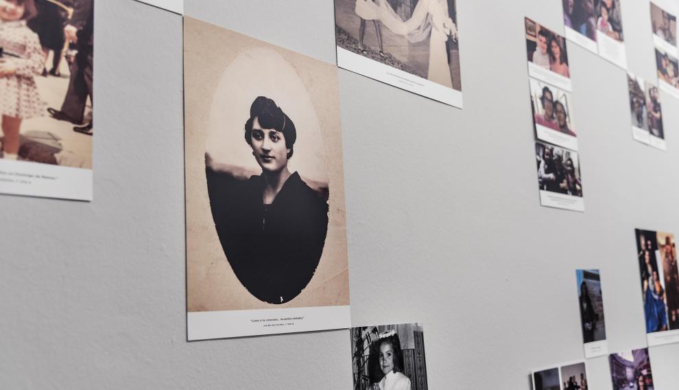 Otra imagen de la exposición