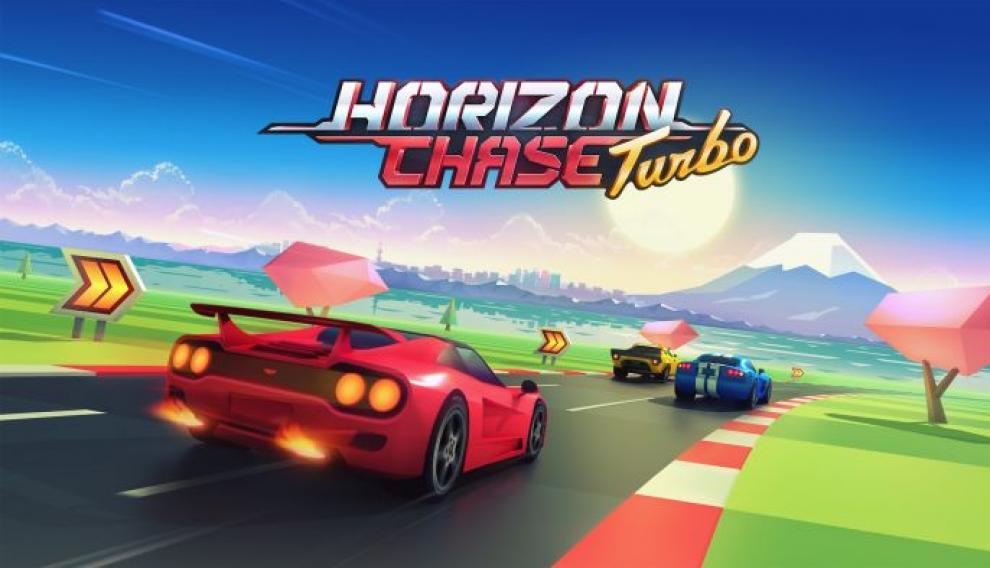 'Horizon Chase Turbo', un juego de carreras.