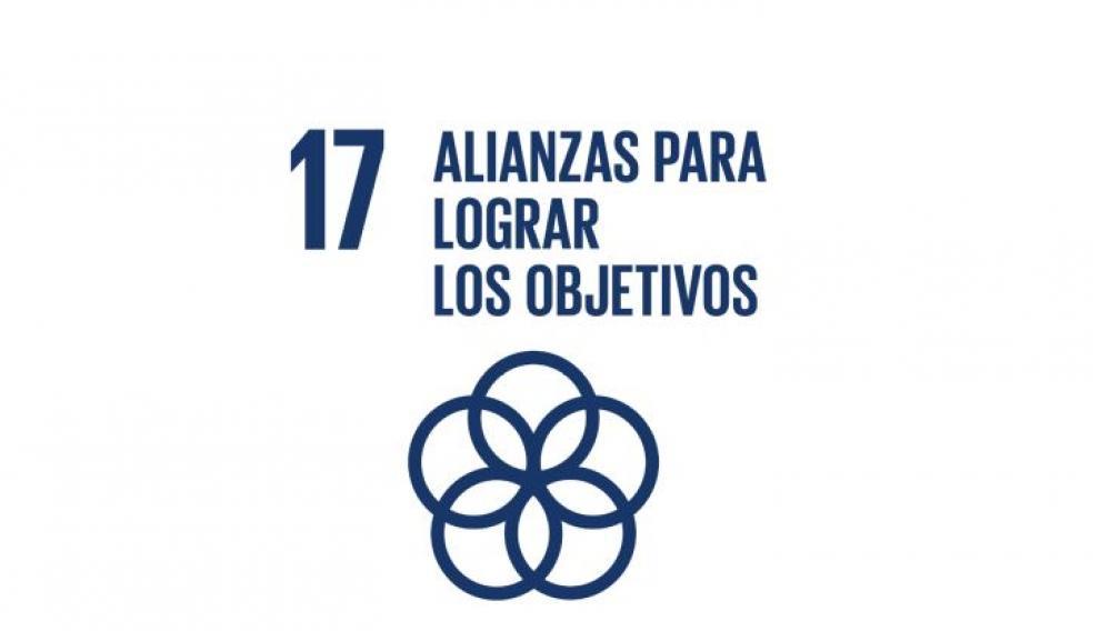 Objetivo 17: alianzas para lograr los objetivos.