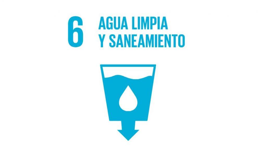 Objetivo 6: agua limpia y saneamiento.